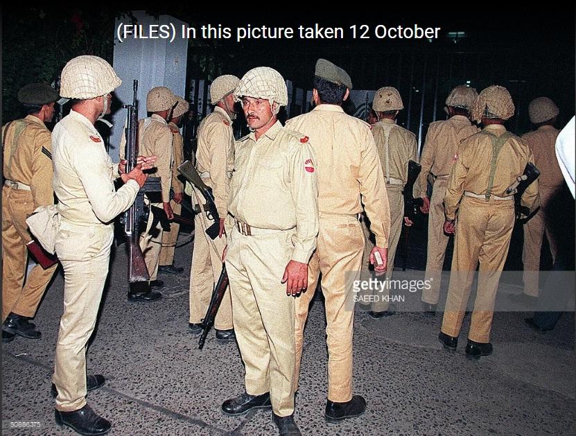 12 اکتوبر 1999ء کو ہائی جیکر کون تھا؟