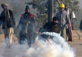 اسلام آباد: فیض آباد انٹرچینج پر مظاہرین پھر منظم، شہروں میں مظاہرے