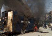 اسلام آباد میں حساس مقامات کی حفاظت کے لیے فوج تعینات، مظاہرین کے خلاف آپریشن تاحال معطل