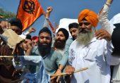 سکھ دکاندار کو مذہب تبدیل کرنے کی دعوت: اسسٹنٹ کمشنر معطل