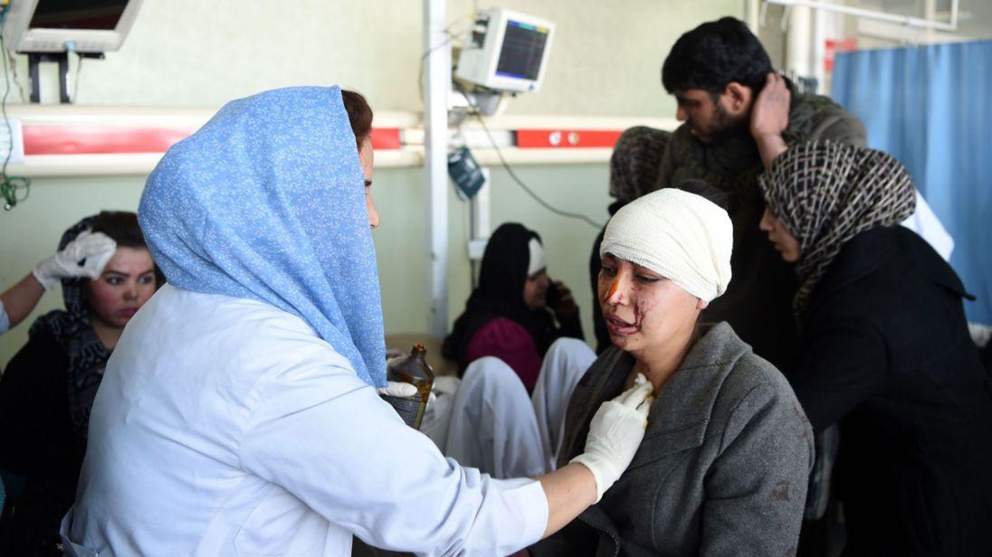 کابل کے انسانوں کا لہو بھی سرخ ہی ہے