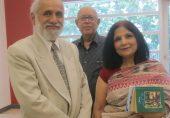 ڈاکٹر خالد سہیل کے مضامین کی سنچری مکمل ہونے پر۔ ۔ ۔ ۔