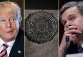 ٹرمپ کی امریکی خفیہ ایجنسیوں پہ سخت تنقید