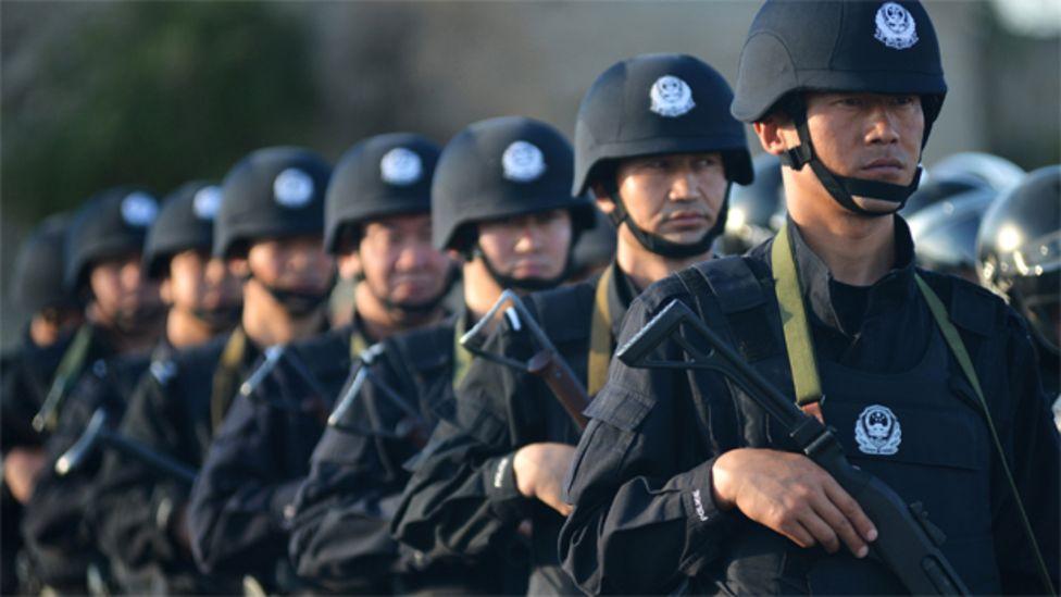 چین کے اویغور مسلمان