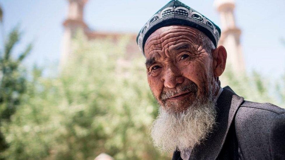 اویغور مسلمان