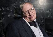 سٹیفن ہاکنگ - جنبش رخسار سے تسخیر کائنات