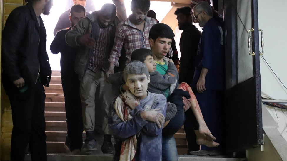 شام، غوطہ