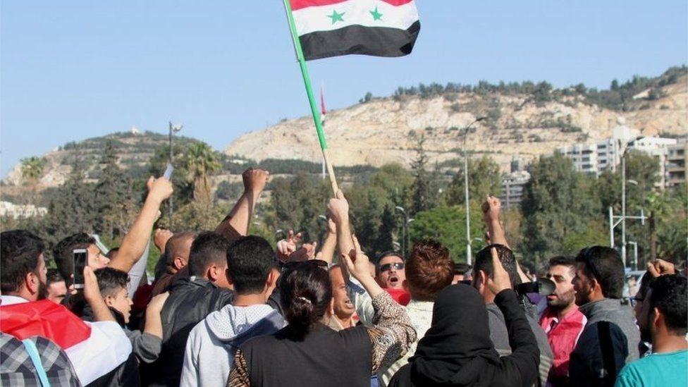 شام پر حملہ