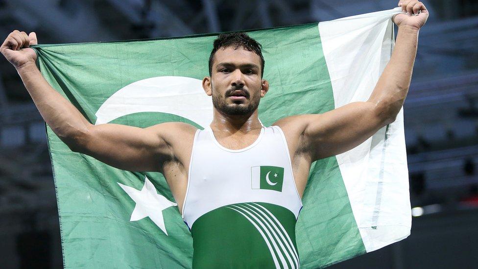 پاکستان ریسلر،