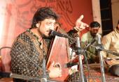 پٹیالہ گھرانے کے نامور گائیک استاد حامد علی خان سے ایک گفتگو