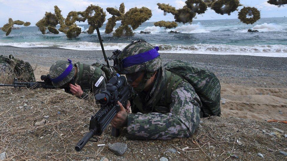 فوجی مشقیں