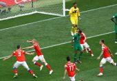 فٹ بال میچ ہارنے پر سعودی کھلاڑیوں کے لئے سزاؤں کا اعلان