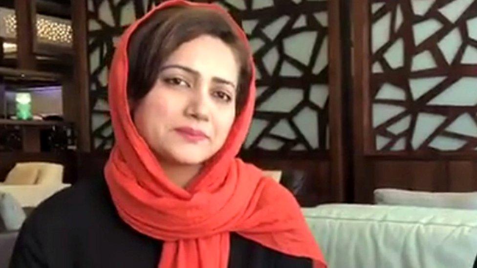 عاصمہ شیرازی