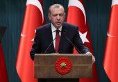 ترک صدر طیب اردوان نے عہدے کا حلف اٹھالیا، داماد وزیر خزانہ مقرر
