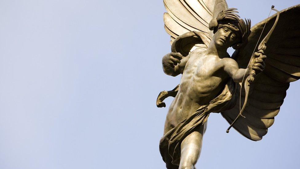 ایروس، محبت کا یونانی دیوتا