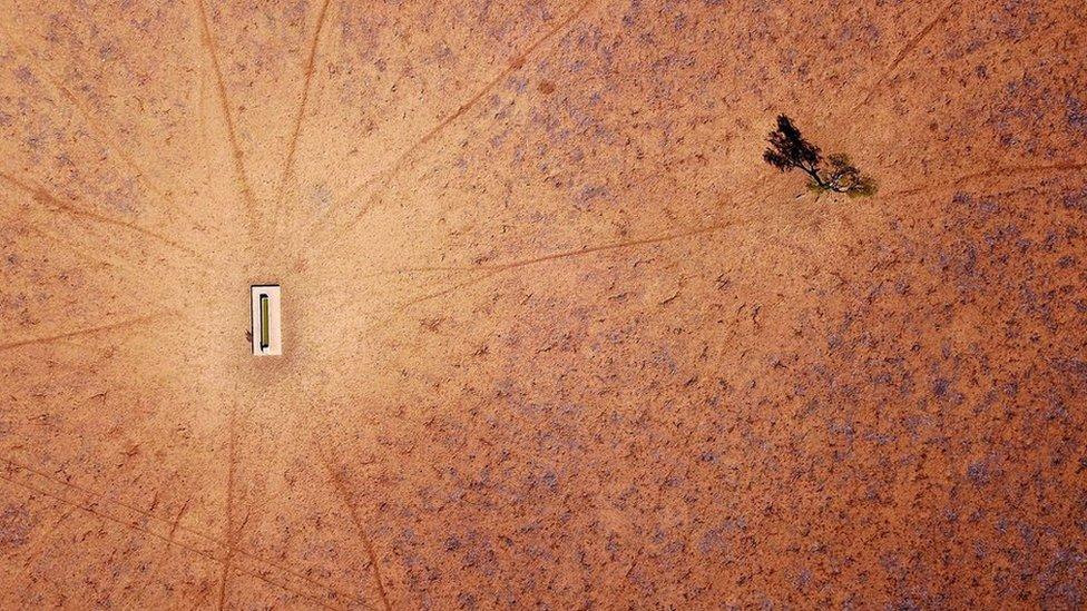 آسٹریلیا خشک سالی