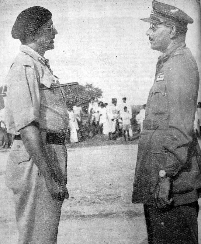 جنرل العیدروس اور جنرل چودھری
