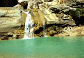 کھڑومی آبشار۔ وادی سون