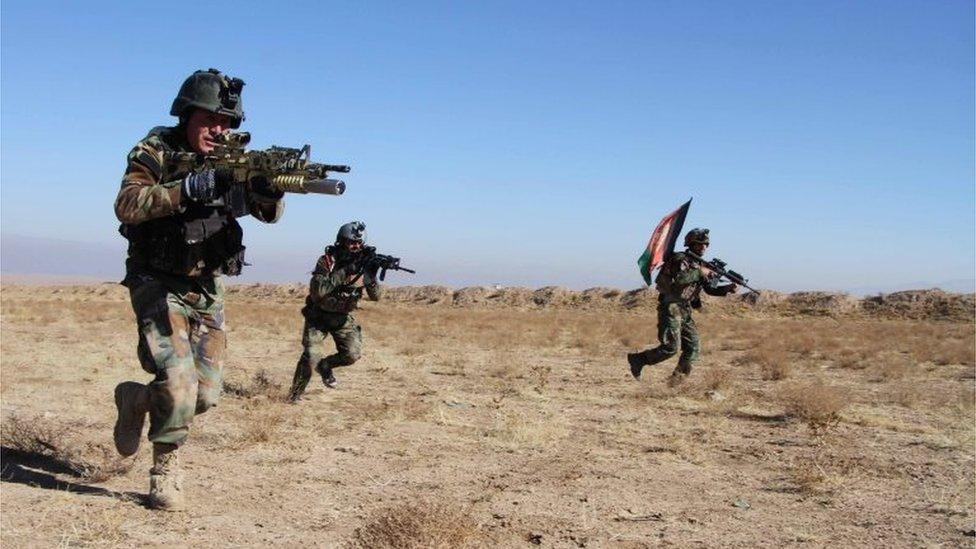 افغانستان طالبان
