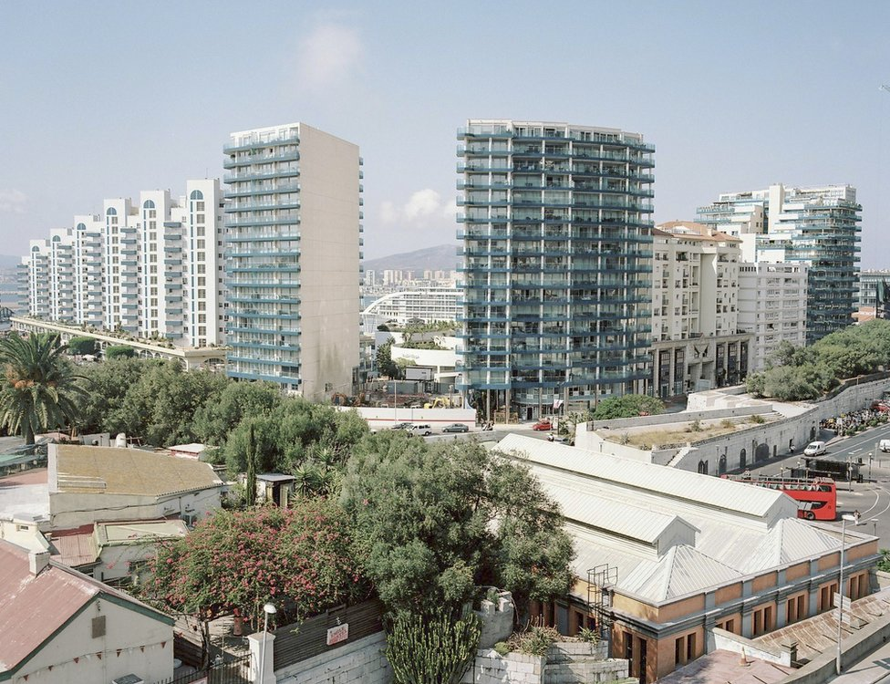 Homes in Gibraltar