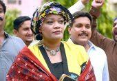 رکن سندھ اسمبلی تنزیلہ حبیب شیدی کا انٹرویو