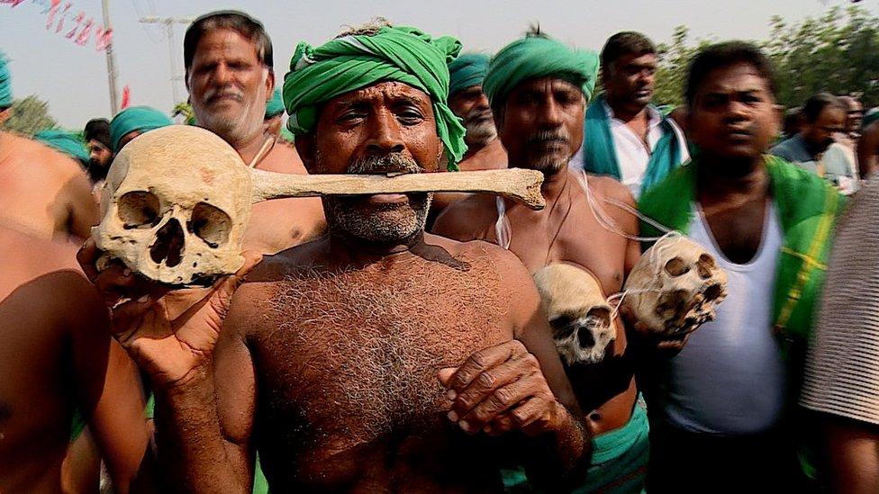 کسان احتجاج
