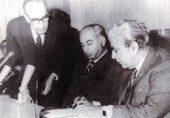 20 دسمبر 1971: سینتالیس برس پہلے آج کی رات صدر بھٹو نے پریس کانفرنس میں کیا کہا؟