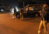 کراچی میں پولیس اہل کاروں کی فائرنگ سے میاں بیوی زخمی
