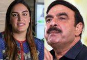 شیخ رشید نے بلاول بھٹو کو قتل کی دھمکی دی: بختاور بھٹو