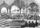 اودھ کا بادشاہ ناصر الدین حیدر شاہ درد زہ میں مبتلا ہو کر بچے کو جنم دیا کرتا تھا