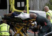 نیوزی لینڈ ، مساجد حملوں میں درجنوں شہید، بنگلہ دیشی کرکٹ ٹیم بچ گئی