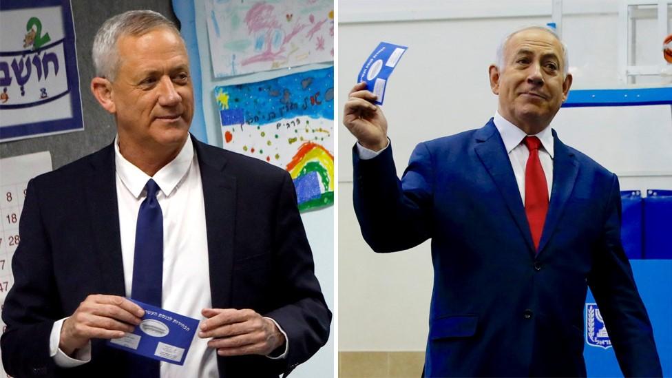 اسرائیل کے انتخابات