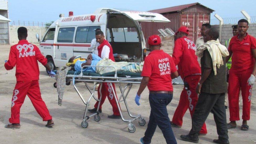 آمن ایمبولینس