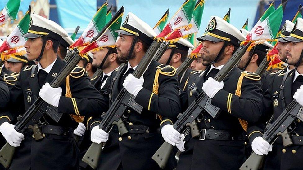 ایرانی فورسز