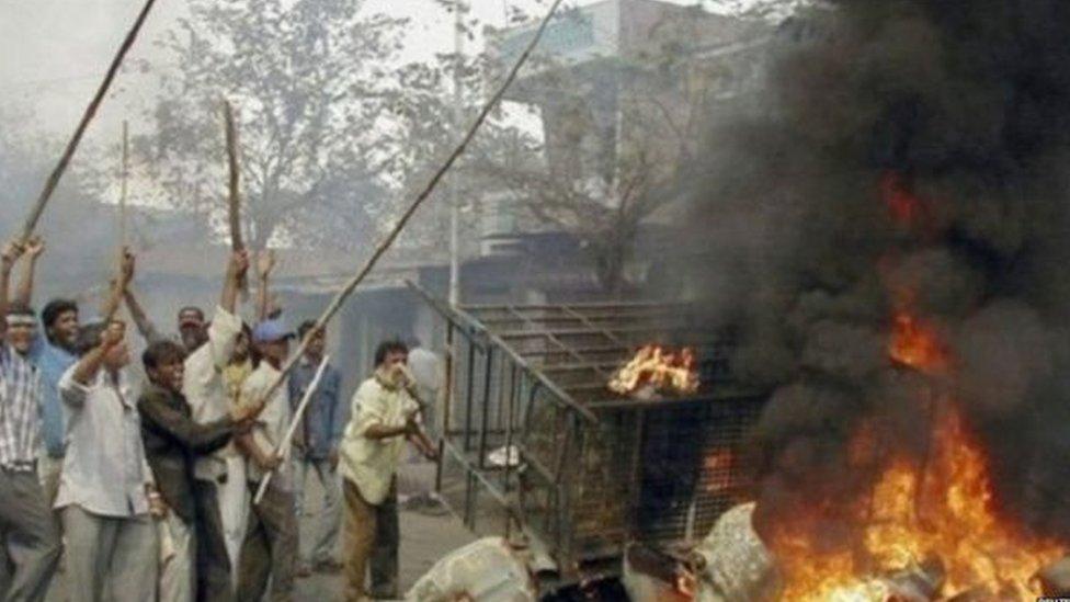 گجرات کے فرقہ وارانہ فسادات