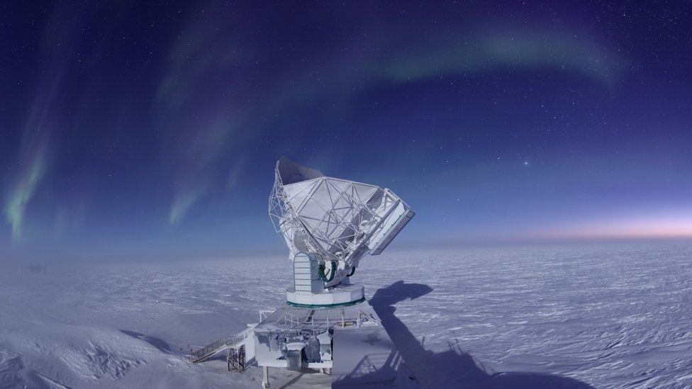 South Pole Telescope