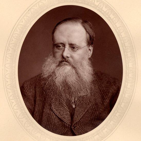 English novelist Wilkie Collins