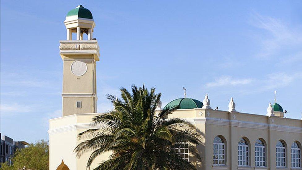 ذینت الاسلام مسجد