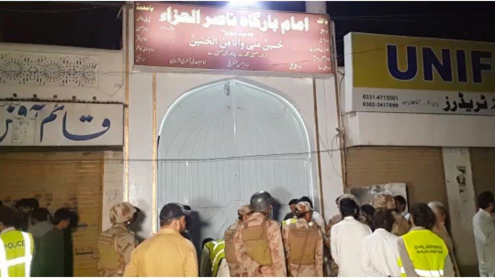 حکام کا کہنا ہے کہ اس واقعے میں حملہ آور ہلاک ہوا تاہم کوئی اور جانی نقصان نہیں ہوا۔