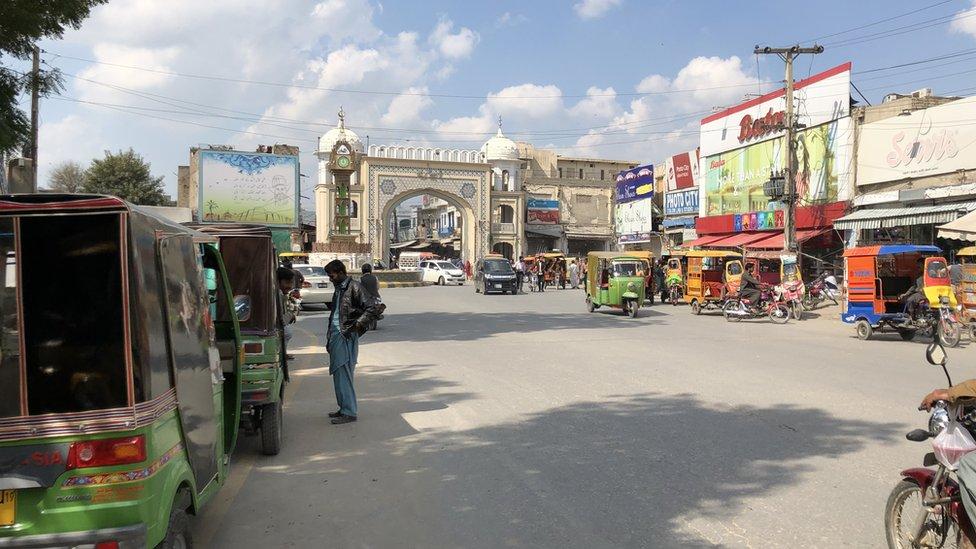 بہاولپور کا تاریخی فرید گیٹ