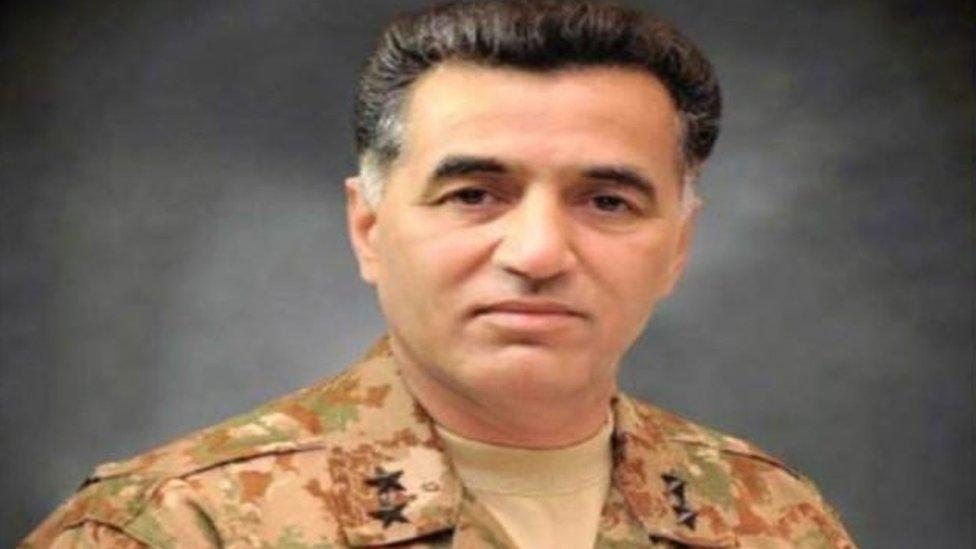 پاکستان کی فوج میں تبدیلیاں: لیفٹیننٹ جنرل فیض حمید آئی ایس آئی کے نئے سربراہ مقرر