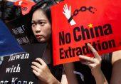 چین کو ملزمان کی حوالگی کا متنازع قانون، ہانگ کانگ میں 20 لاکھ افراد کا تاریخی احتجاج