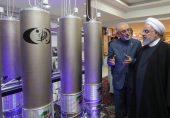 ایران 10 دن میں یوریینیم کو افزودہ کرنے کی حد کی خلاف ورزی کرے گا