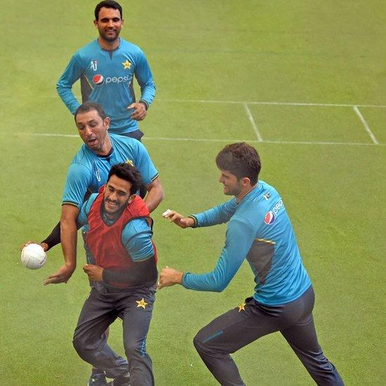 پاکستان ٹیم