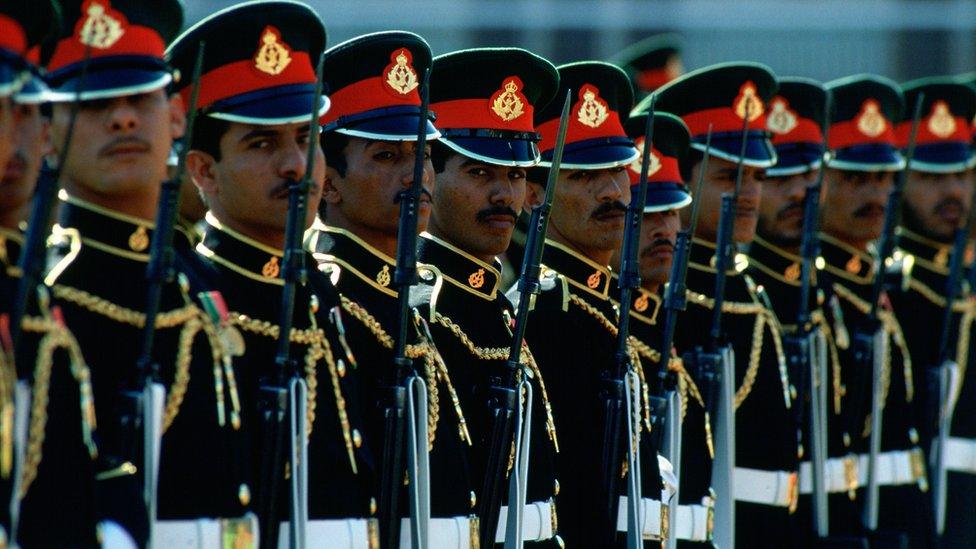 عمانی فوج