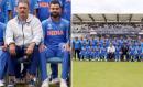 انڈیا کی کرکٹ ٹیم کے کوچ روی شاستری کی کرسی کے نیچے شراب کی بوتل کی حقیقت