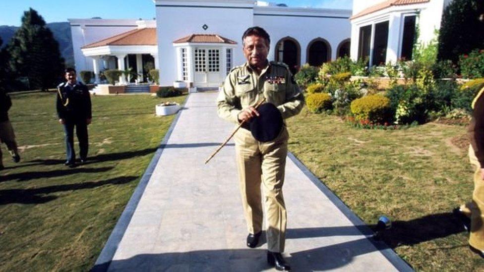 جنرل پرویز مشرف