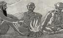 کارگل جنگ کی یادداشتیں: 'برف پوش پہاڑوں پر پھنسے جنگجوؤں کو رسد پہنچائی'