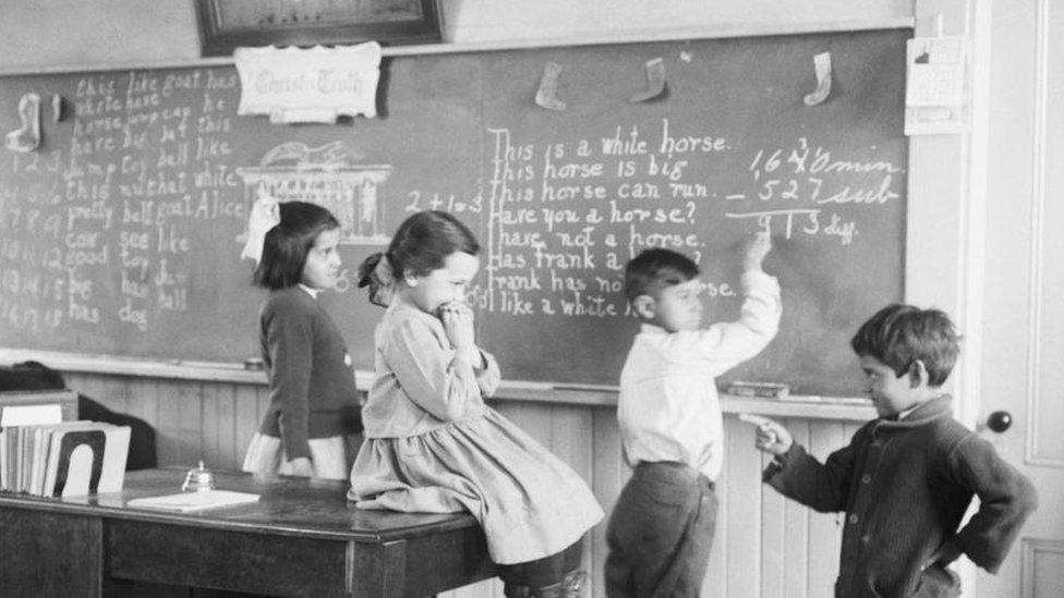 1920 کمرۂ جماعت