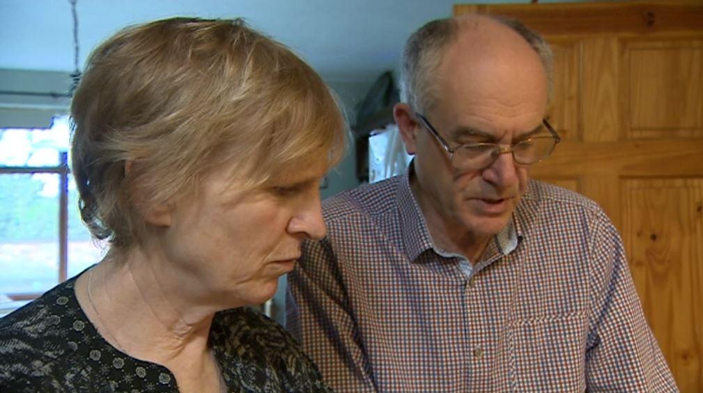 ایلس رگلز کے والدین